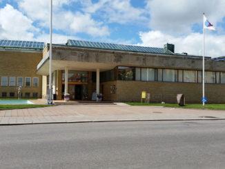 bilden föreställer Östergötlands museum