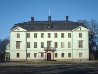 bilden föreställer Ljungs slott