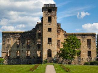 bilden föreställer Stjärnorps slott